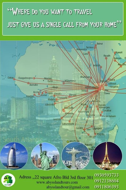 Your best partner travel agent in Ethiopia Where do you want to travel
