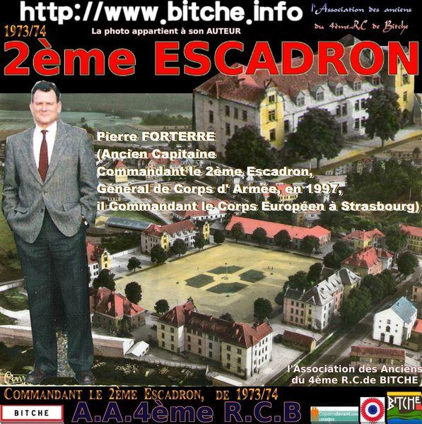 _ 0 BITCHE 2ème ESCADRON PIERRE FORTERRE