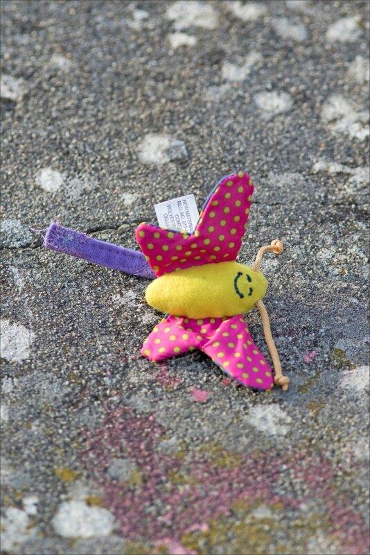 papillon doudou 1 270917