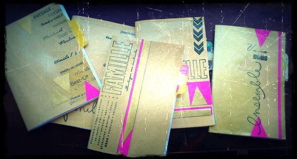 5 carnets pixlr