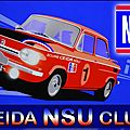 2ème réunion du ceida nsu club... une merveilleuse journée ! / 2nd meeting of the ceida nsu club... a wonderful day!