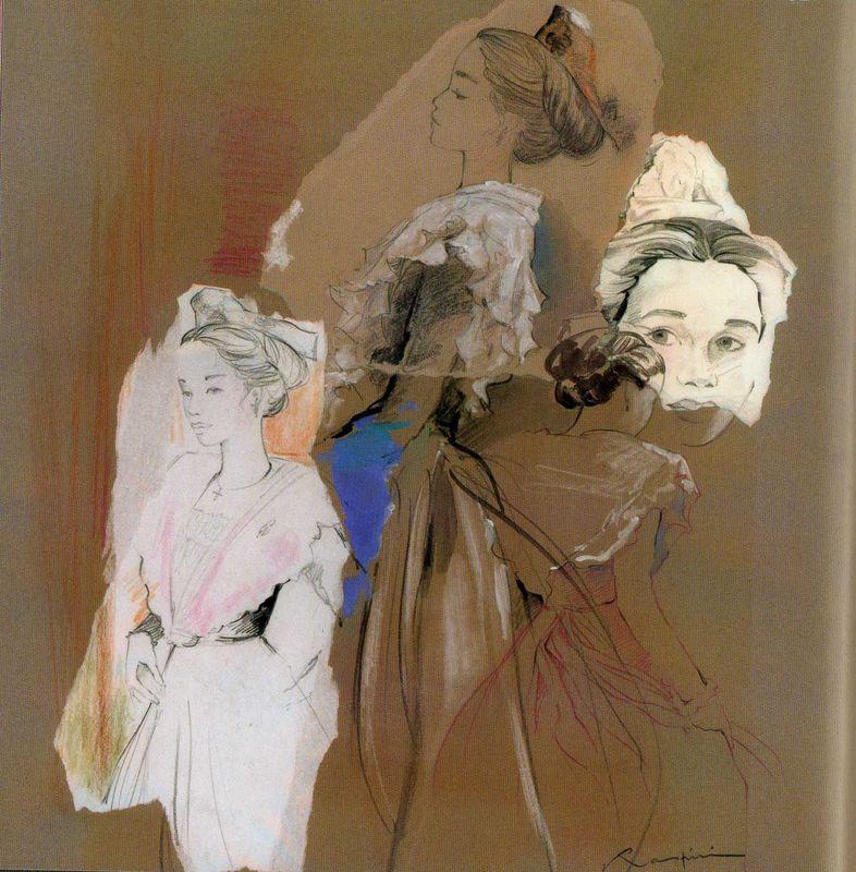 Les arlesiennes par danielle raspini le blog de l 39 arlesienne for Artistes peintres connus