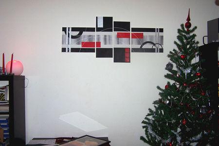 tableau moderne a faire sois meme. Black Bedroom Furniture Sets. Home Design Ideas