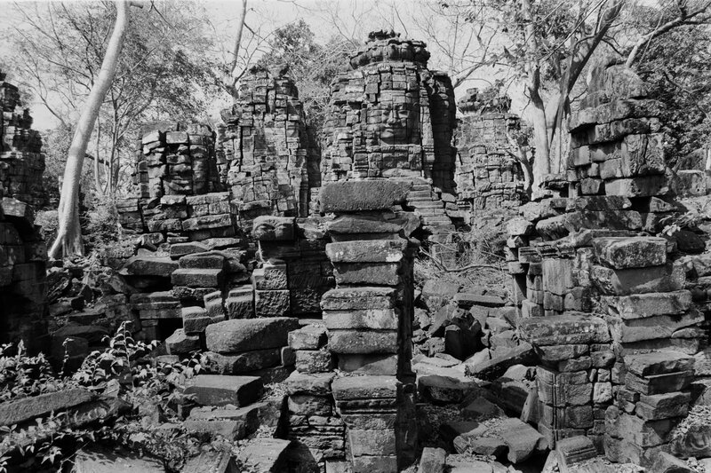 Banteay Chhmar 1999-87-Central