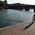 Vélo, Quai de seine, Pt des Arts, Ombres_4990