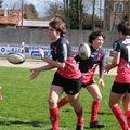 Saison 2010-2011, Cadets / Pessac-Alouette, 19 mars