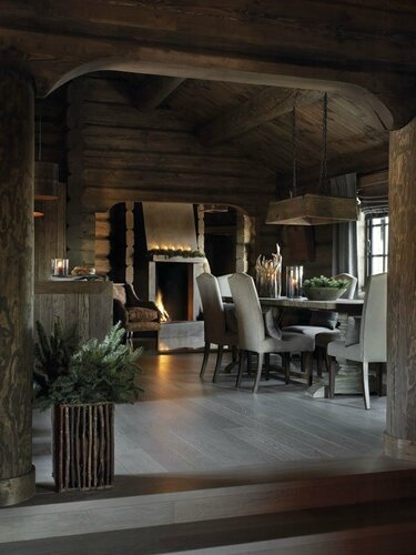 CHALET IN NORWAY (5)