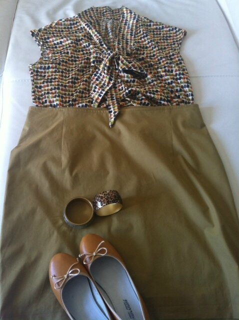outfit camel1