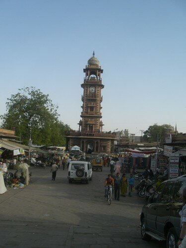 Clock Tower de Jodhpur