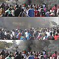 Emeutes février 2008: le cameroun reste une poudrière en état de latence