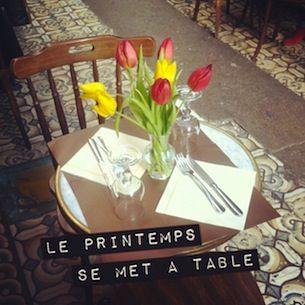 Printemps_table