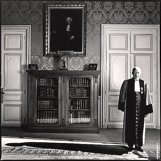 Président du tribunal de commerce©fainsilber