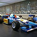 RENAULT type B195 Benetton Formule 1 1995 Mulhouse (1)