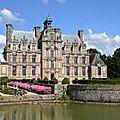 05/07/17 : le château de beaumesnil # 1