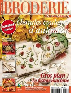 broderie inspiration n° 15