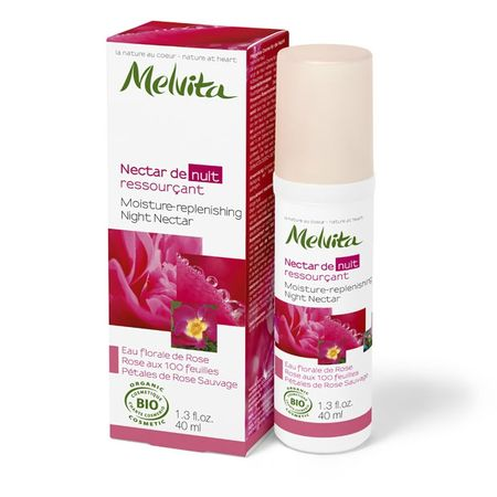 melvita nectar de nuit ressourant