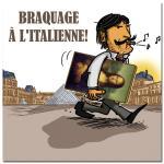 BRAQUAGE À L'ITALIENNE!