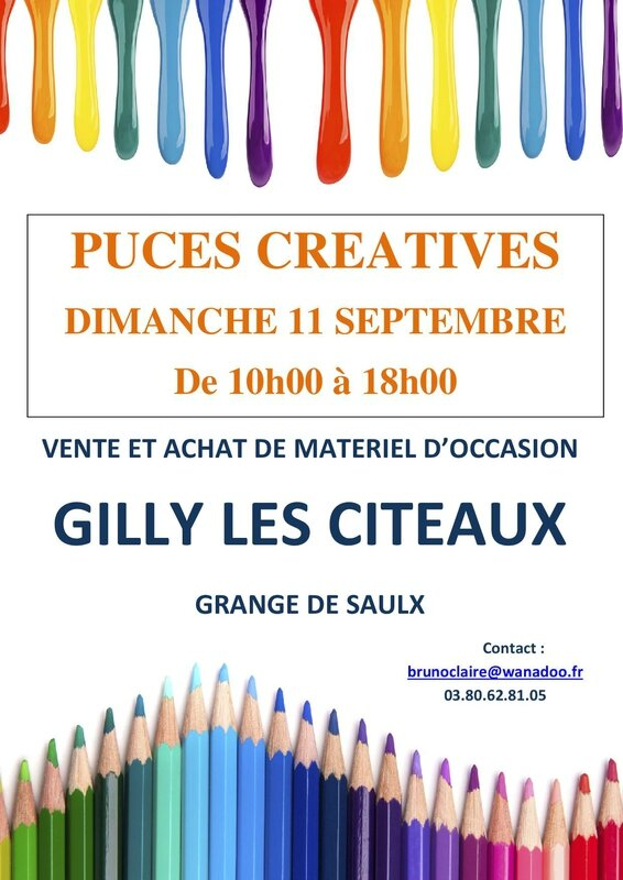 Affiches puces 2016