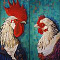 Peintures de Nans Bellelle
