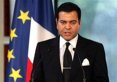 HRH Crown Prince Moulay Rachid