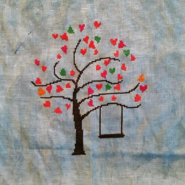 arbre février