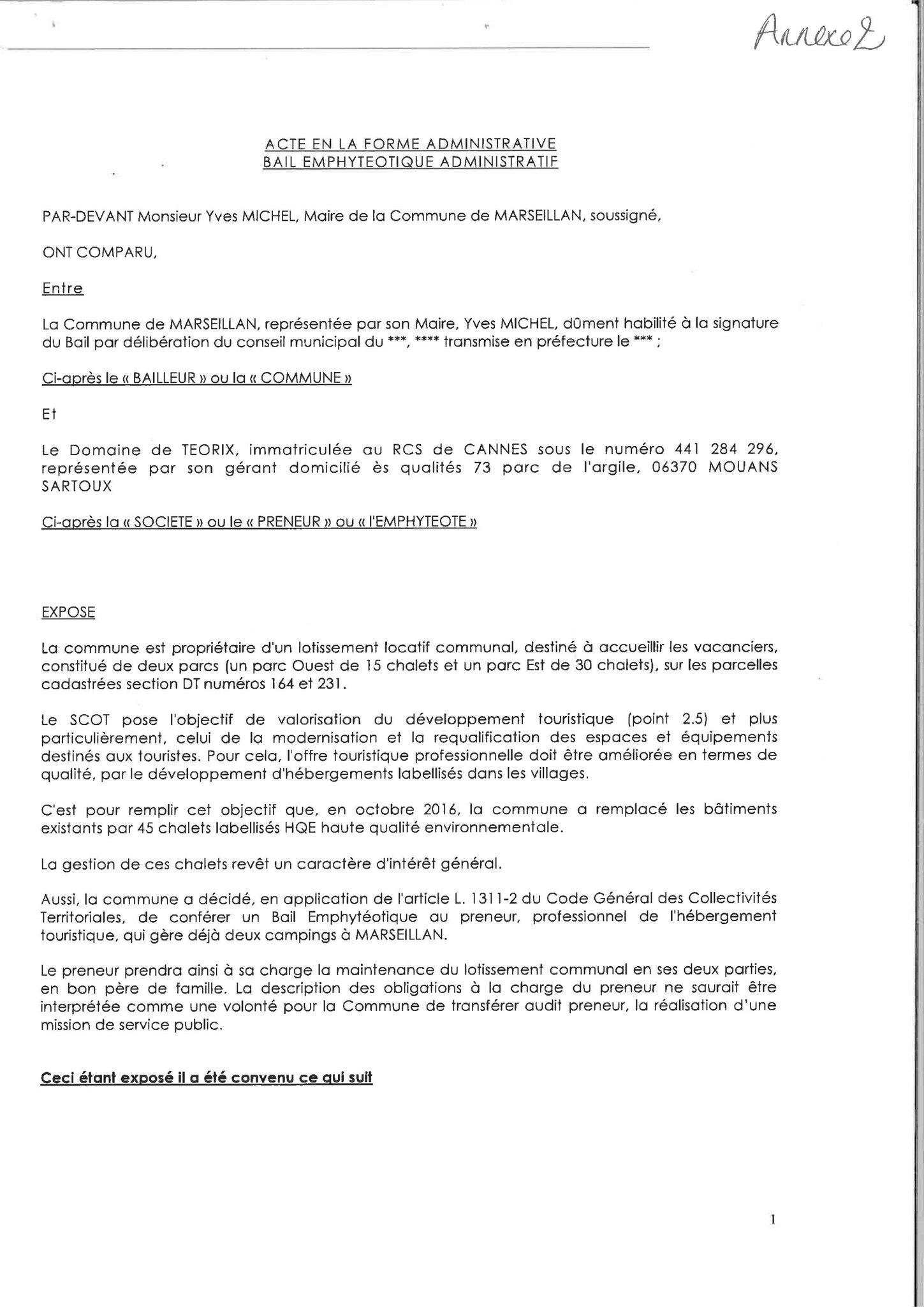 doc  lettre transfert de bail