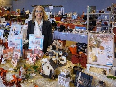 Photo marché de Noël