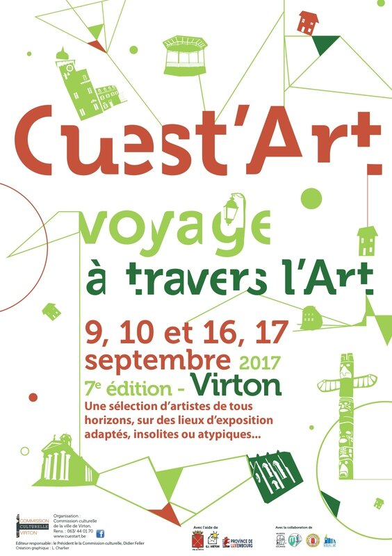 flyer Cuest'Art