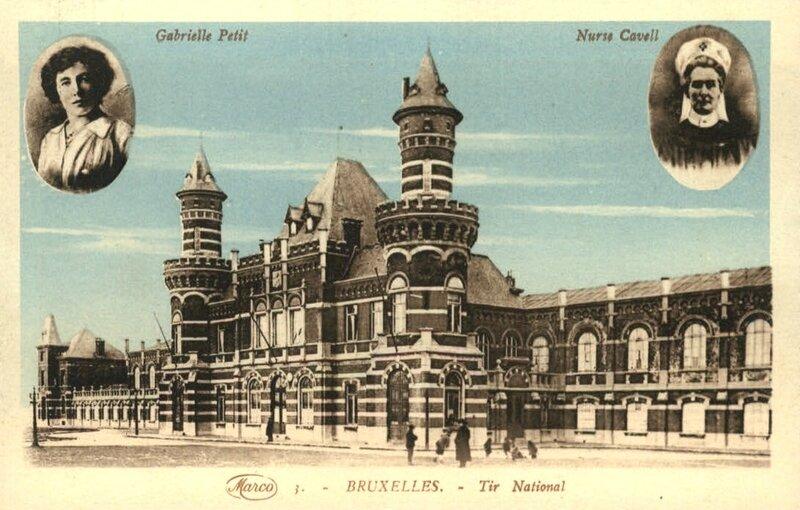 CPA Bruxelles Tir National