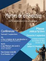 Martyrs de la Revolution