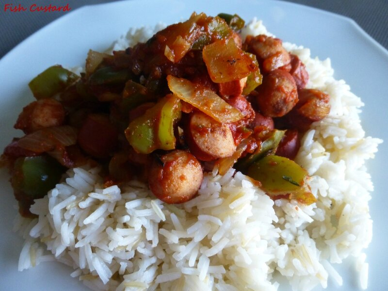Rougail saucisses (7)