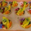 1a- Apprentie-Pâtissière Petits Gâteaux