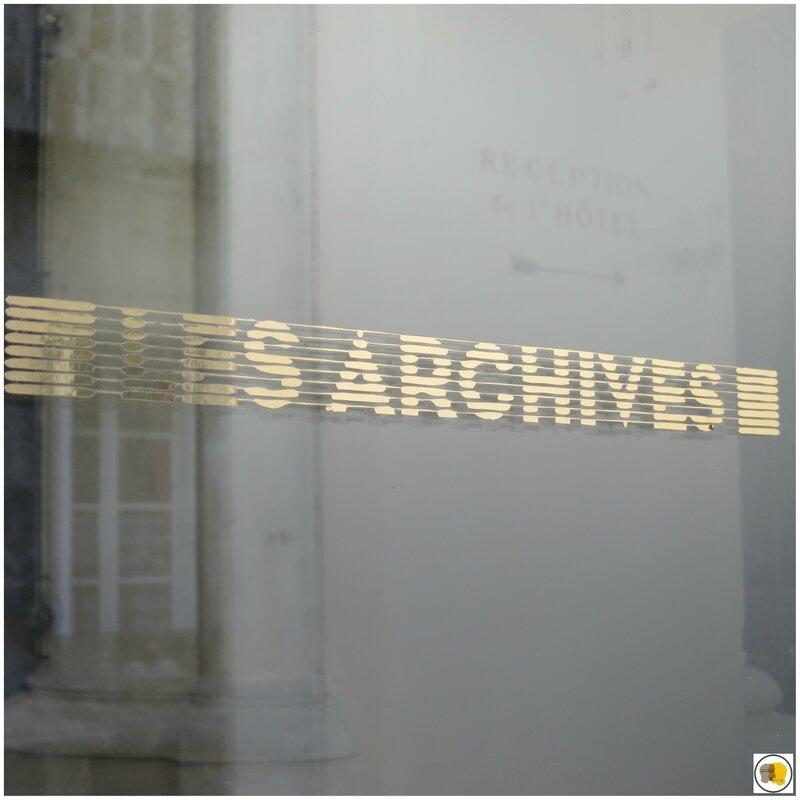 Les Archives (3)