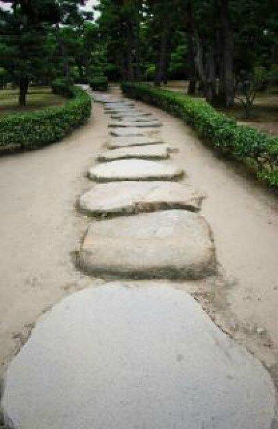 sentier-de-pierre