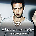 Mans Zelmerlöw - The Heroes Tour