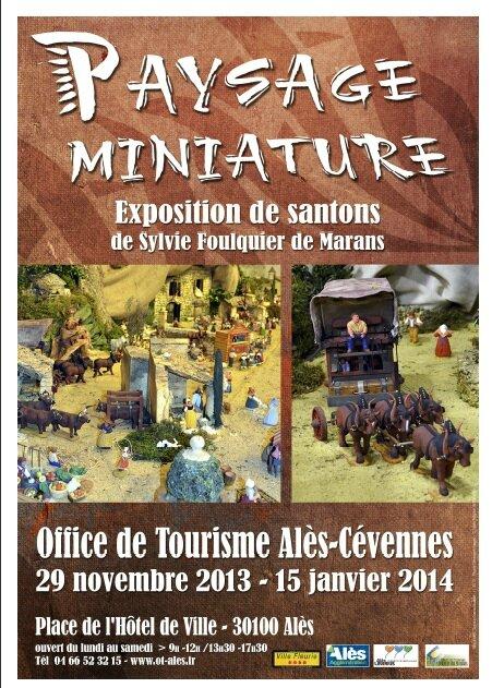 Coup de froid les petits santons de sylvie - Office du tourisme chateaurenard ...