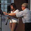 11 Catherine à la clarinette