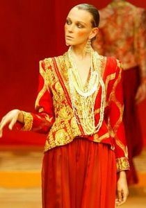 orange haute-couture-algerienne