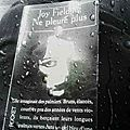 Ne pleure plus de joy fielding