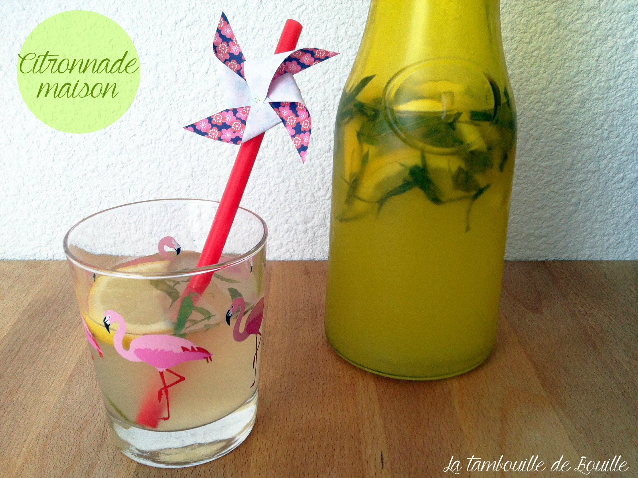 Citronnade by Monsieur Bouille