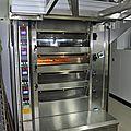 Inauguration de la boulangerie de saint-gence