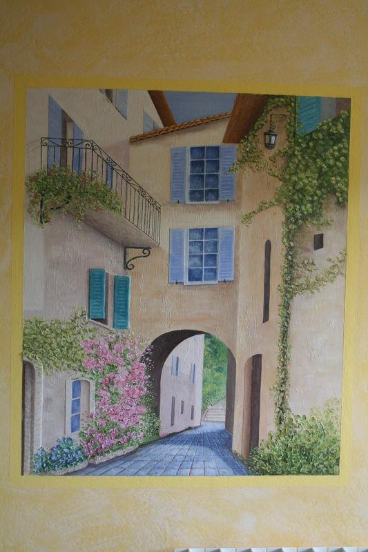 Une ruelle proven ale d coration int rieur for Decoration provencale interieur