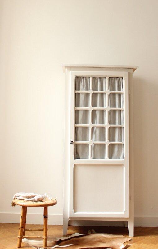 petite armoire chambre enfant bébé TRENDY LITTLE 12