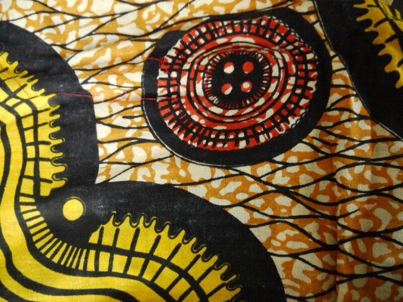 Tissu africain 6