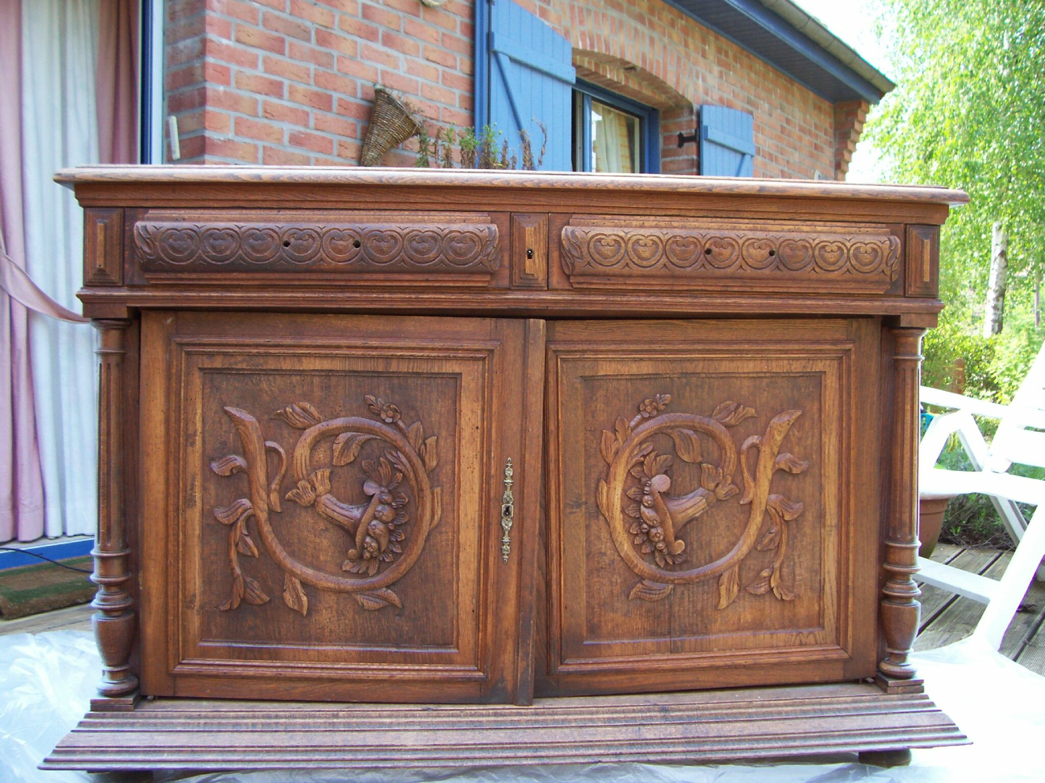 Relooke cuisine meubles et objets for Lions du meuble