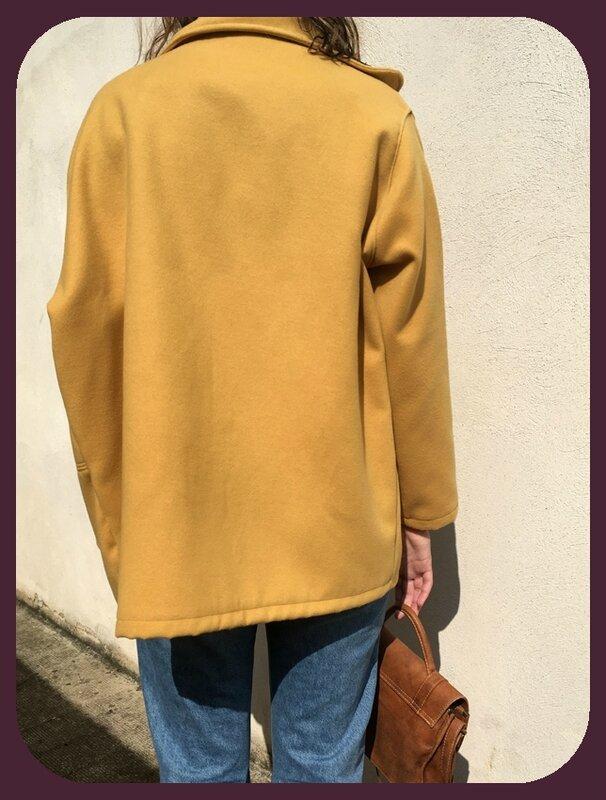 manteau jaune -3