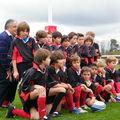 Saison 2010-2011, école, cadets, juniors et paëlla, 6 novembre