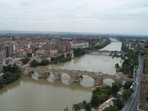 Saragosse-pont de pierre