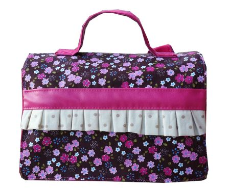 cartable guirly froufrou fleurblog