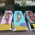 Vacances 2010 : mes filles et moi